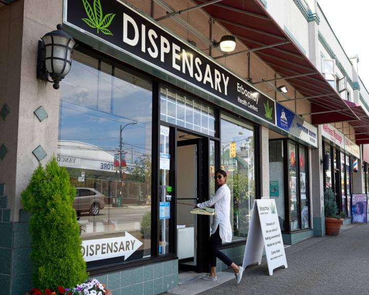 Dispensary Storefront