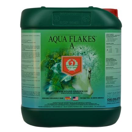 Aqua Flakes A Marijuana Nutrient