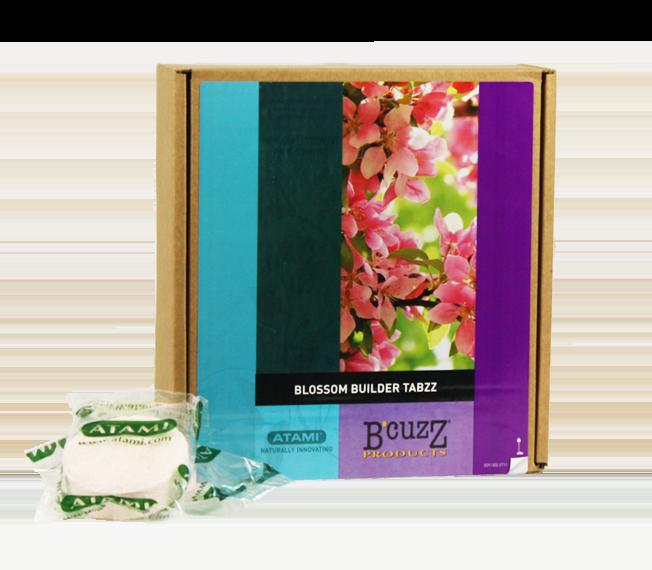 B'cuzz Blossom Builder Tabzz by Atami