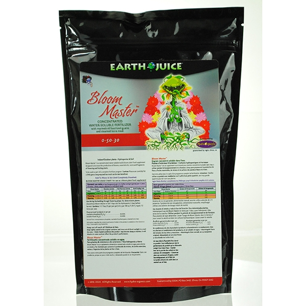 Bloom Master by Earth Juice