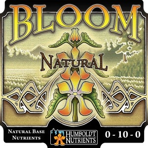 Bloom Natural by Humboldt