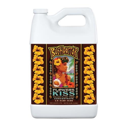 Bush Doctor Flowers Kiss by Fox Farm