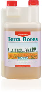 CANNA Terra Flores by