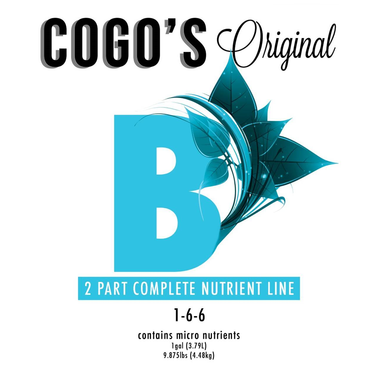 Cogo's Original Cannabis Formula Part B by Cogo's Original Cannabis Formula