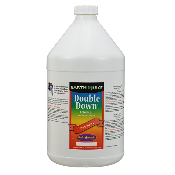 Double Down by Earth Juice