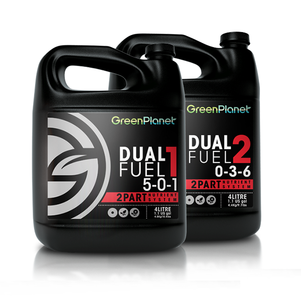 Dual Fuel Part 2 by Green Planet Nutrients