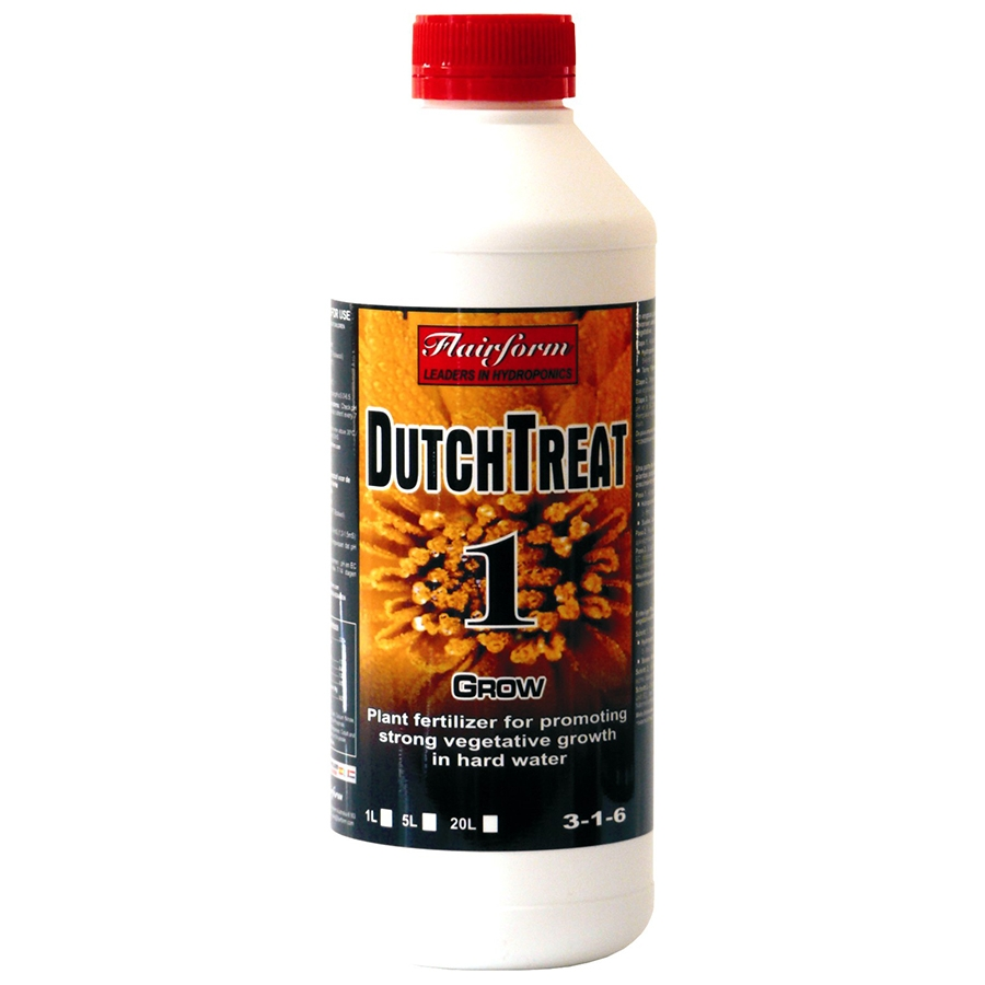 DutchTreat Grow by