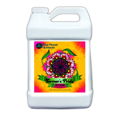 Farmer's Pride Organic Blend Bloom by Blue Planet Nutrients