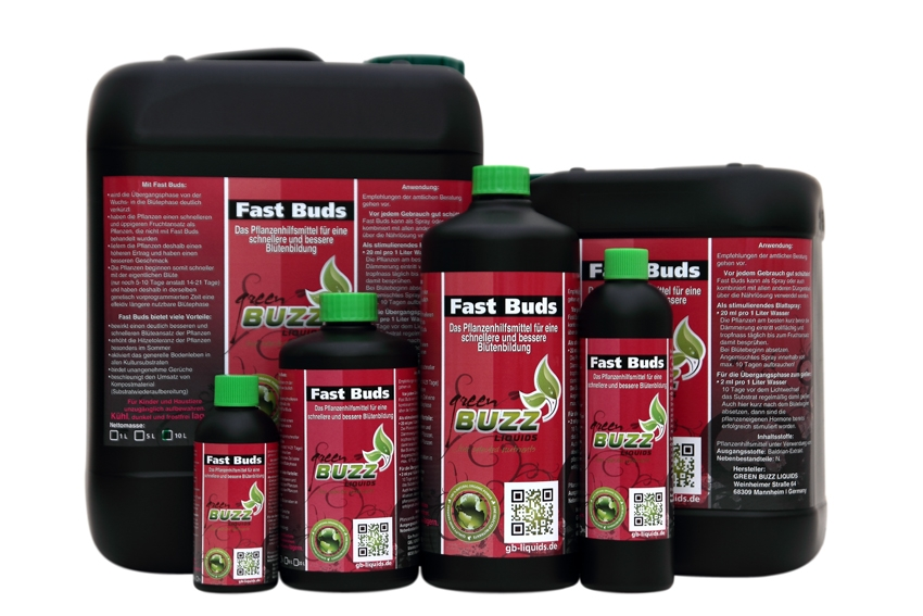 Fast Buds by Green Buzz Liquids