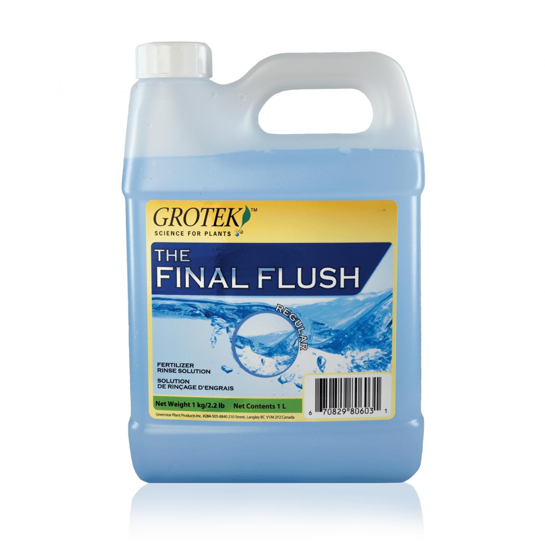 Final Flush by Grotek