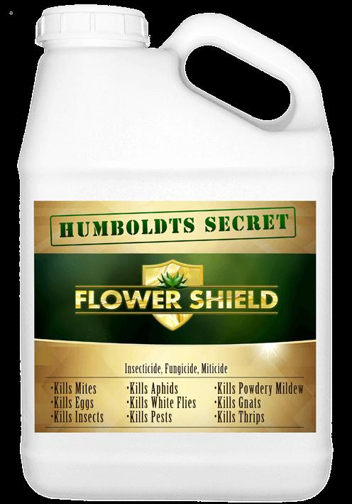 Flower Shield by