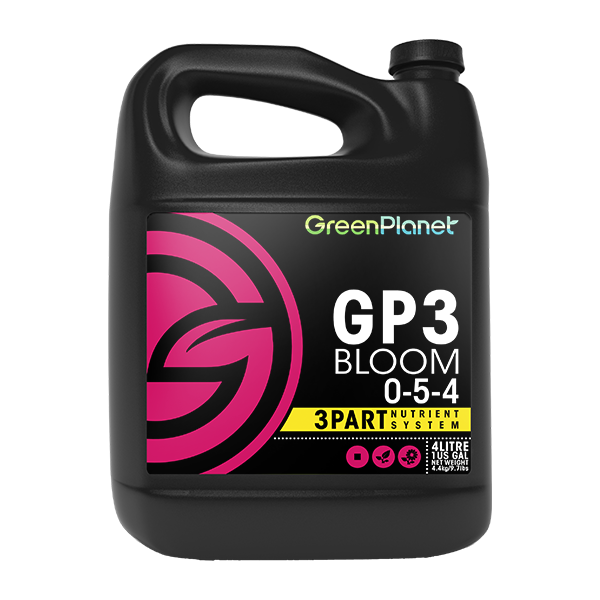 GP3 Bloom by Green Planet Nutrients
