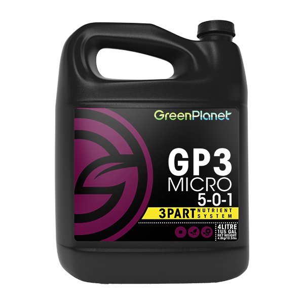 GP3 Micro by Green Planet Nutrients