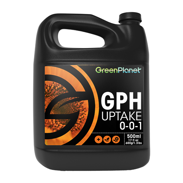 GPH Uptake (Humic) by Green Planet Nutrients