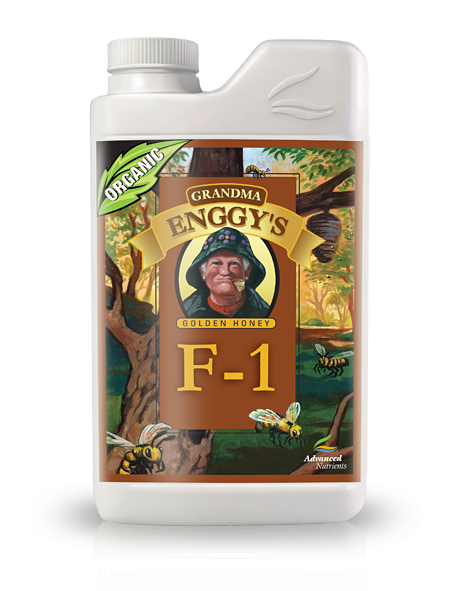 Grandma Enggy's F-1 by Advanced Nutrients