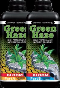 Green Haze Bloom Part B by Growth Technology