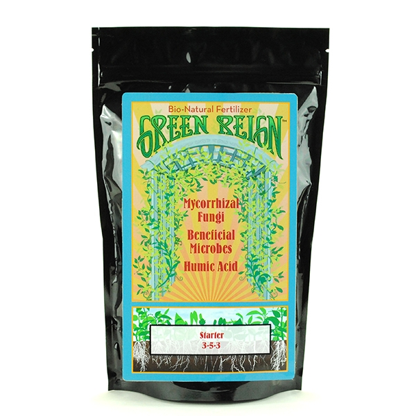 Green Reign Starter by Earth Juice