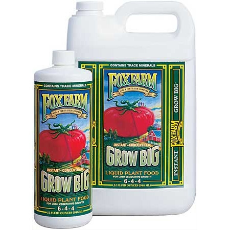 Grow Big by Fox Farm
