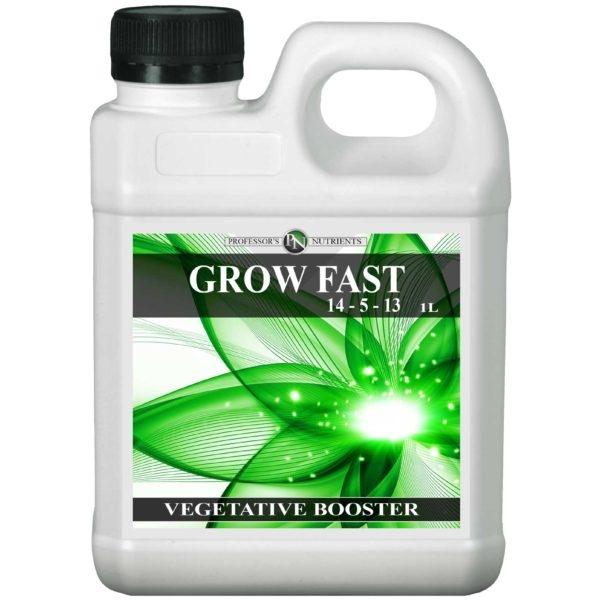 Grow Fast by Professor's Nutrients