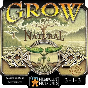 Grow Natural by Humboldt