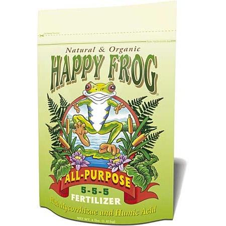 Happy Frog All-Purpose by Fox Farm