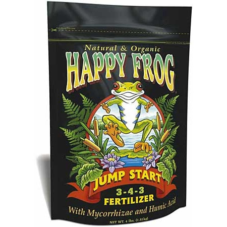 Happy Frog Jump Start by Fox Farm