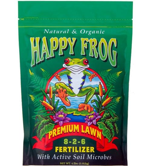 Happy Frog Lawn by Fox Farm