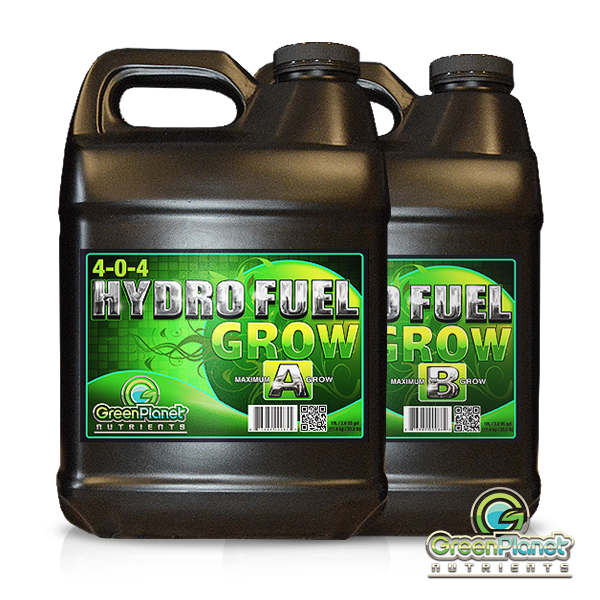 Hydro Fuel Grow B by Green Planet Nutrients