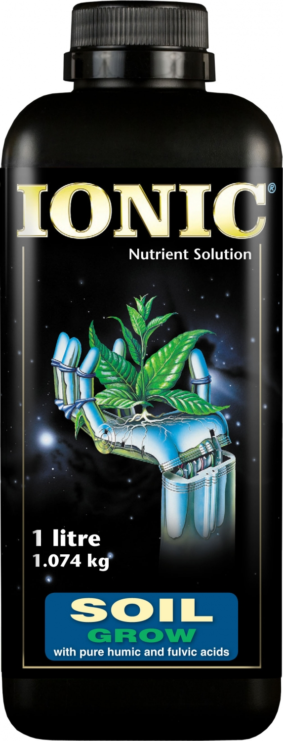 IONIC Soil Grow by Growth Technology