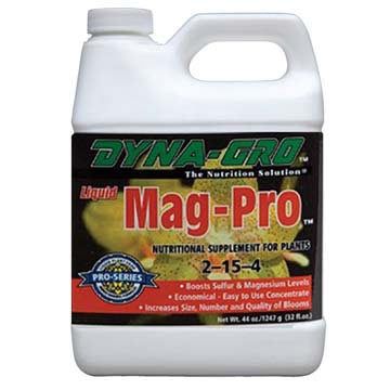 Mag-Pro Sulfur & Magnesium Booster by Dyna-Gro