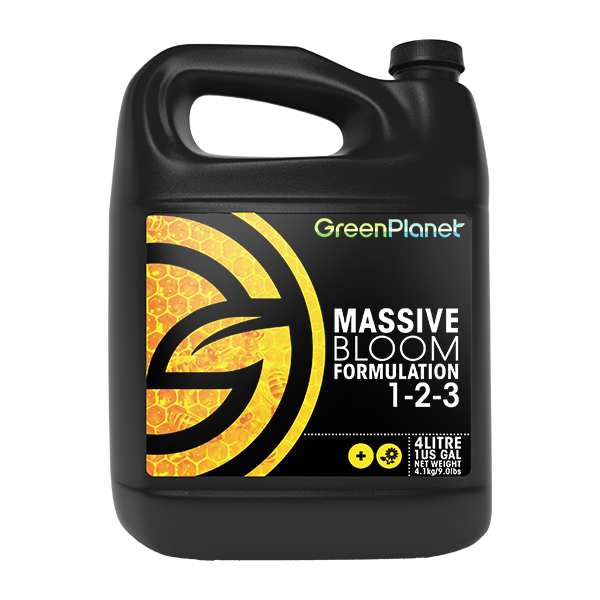 Massive Bloom Formulation by Green Planet Nutrients
