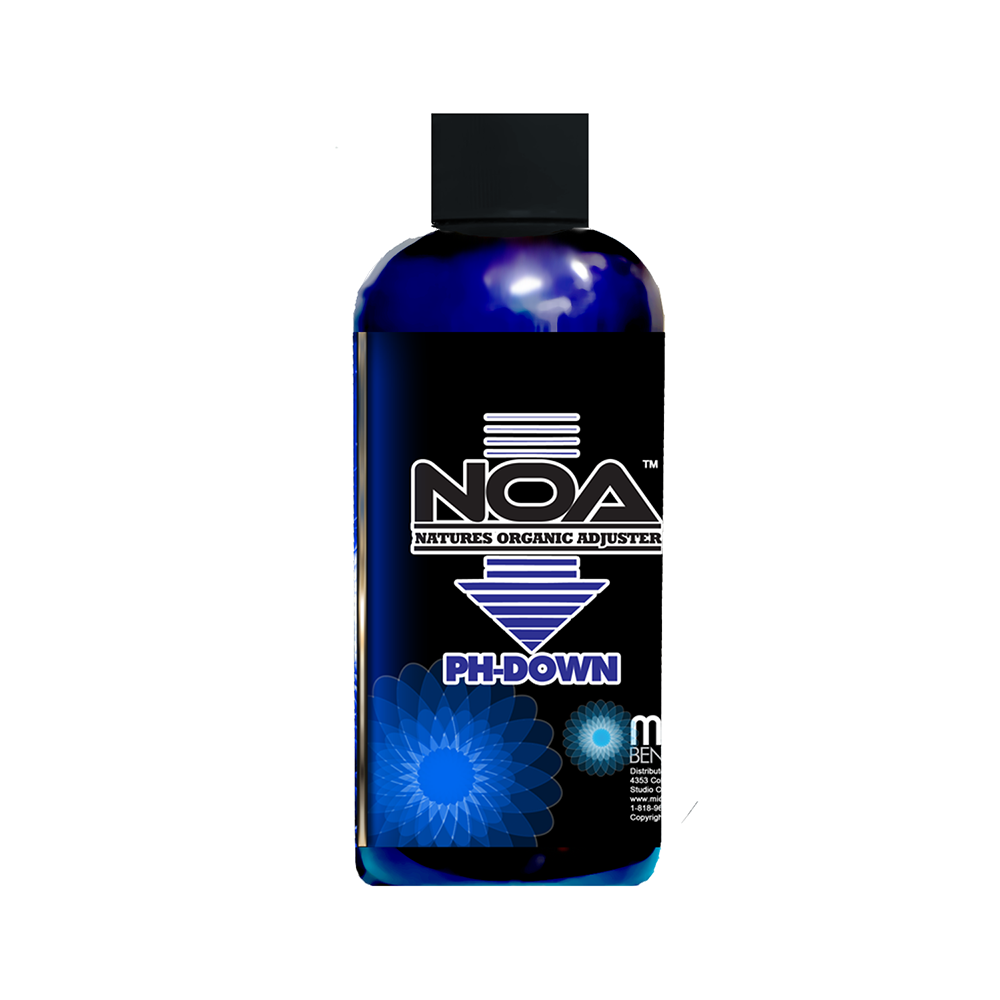 NOA-DOWN Natures Organic P.H. Adjuster by Microbeneficials