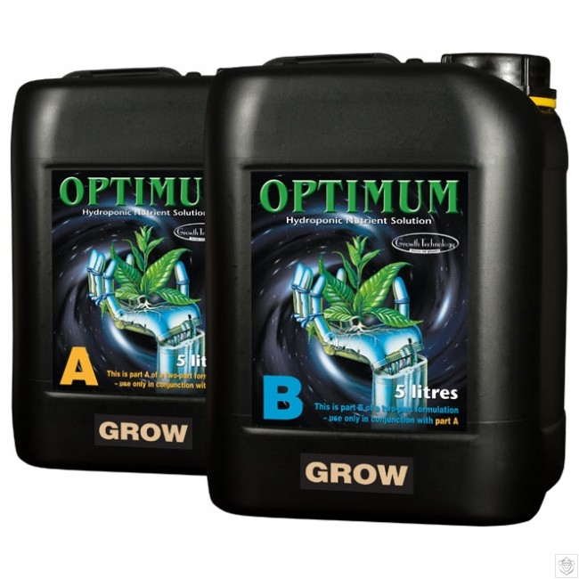 Optimum Grow Part A by Growth Technology