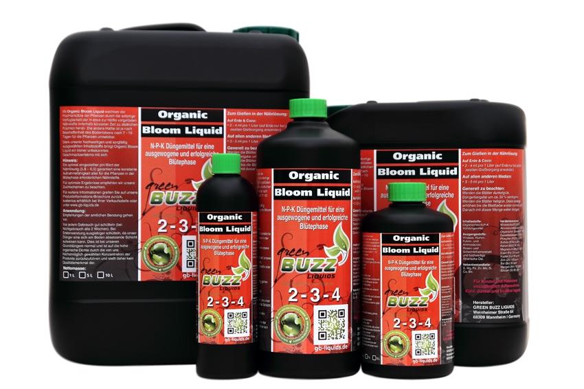 Organic Bloom Liquid by