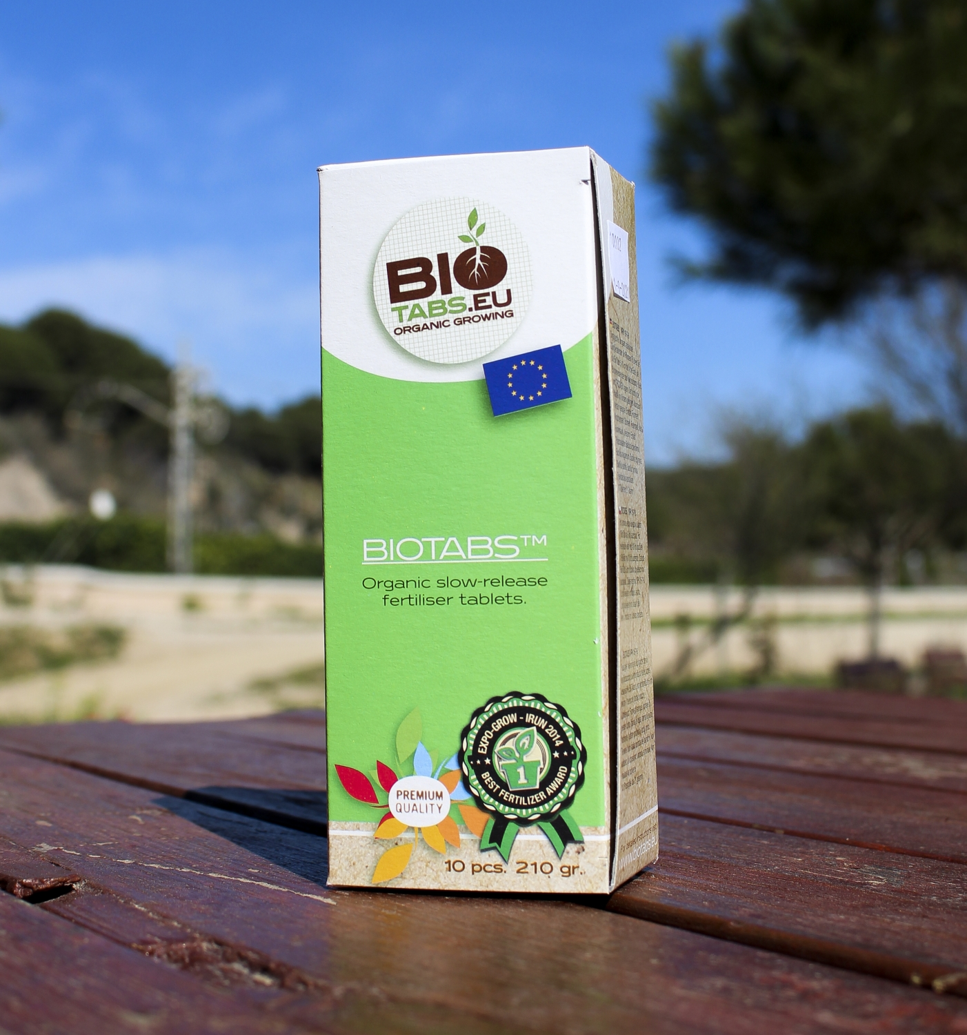 Organic Fertiliser Tablets by Bio Tabs