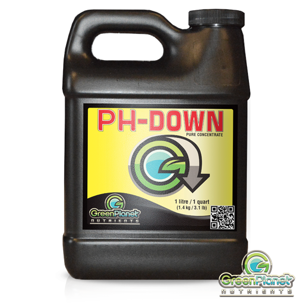 pH Down by Green Planet Nutrients