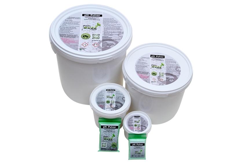 PH- Powder by Green Buzz Liquids