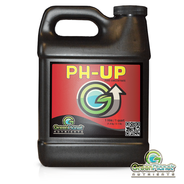 pH UP by Green Planet Nutrients