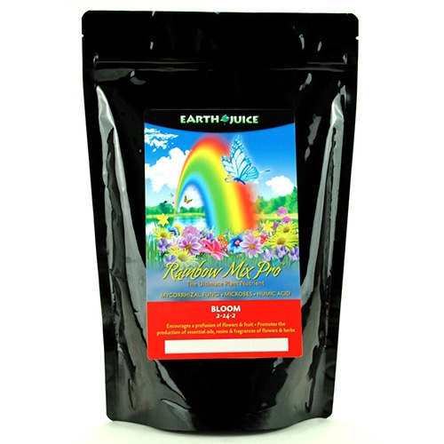 Rainbow Mix PRO Bloom by Earth Juice