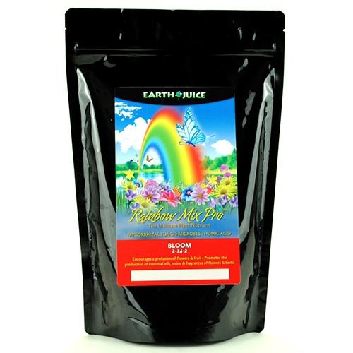 Rainbow Mix Pro Bloom Hawaiian Blend by Earth Juice