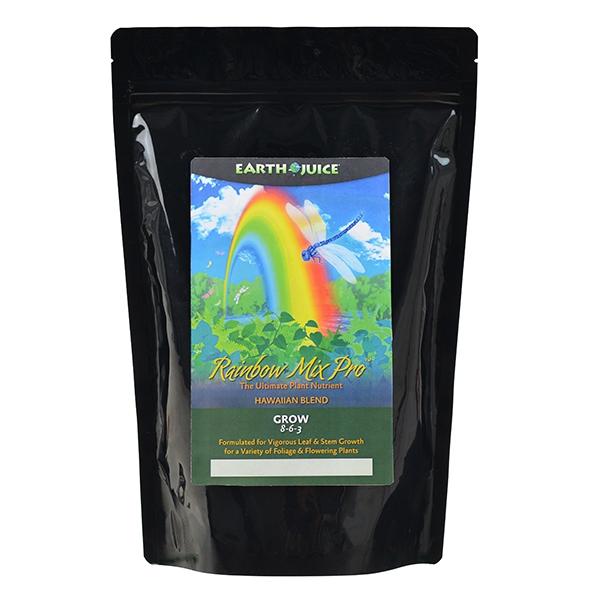 Rainbow Mix Pro Grow Hawaiian Blend by Earth Juice