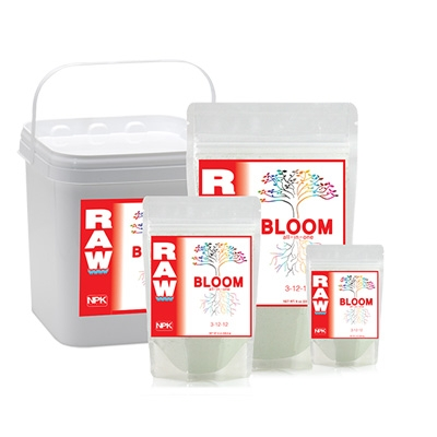 RAW Bloom Marijuana Nutrient