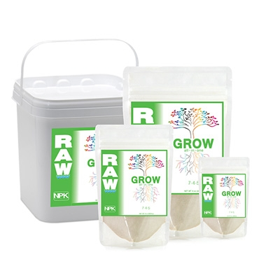 RAW Grow Marijuana Nutrient