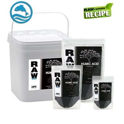 RAW Humic Acid by NPK Industries