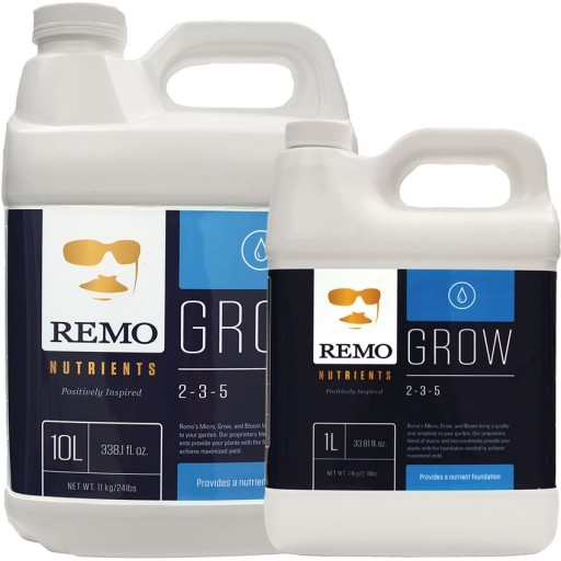 Remo Grow by Remo Nutrients