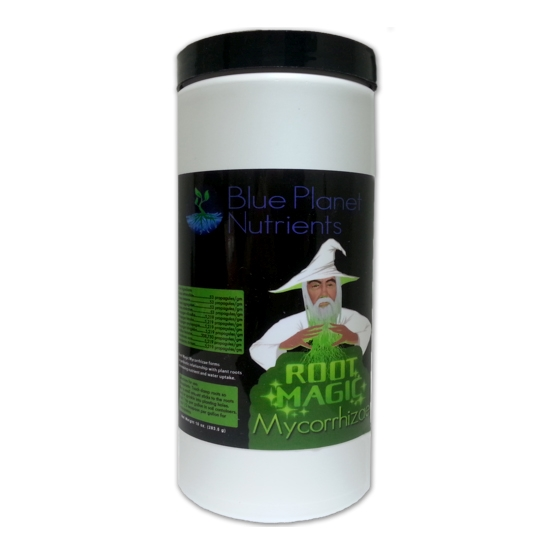 Root Magic Mycorrhizae Biological Inoculum by Blue Planet Nutrients