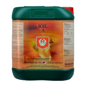 Soil A Marijuana Nutrient