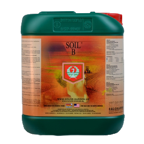 Soil B Marijuana Nutrient