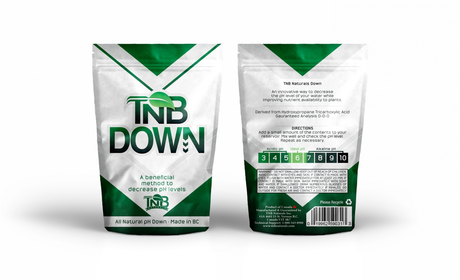 TNB pH Down by TNB Naturals