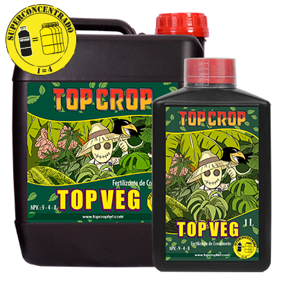 Top Veg by Top Crop